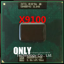 Free Shipping Laptop cpu X9100 CPU 3.06/6M/1066 SLB48 new original official version of the PGA