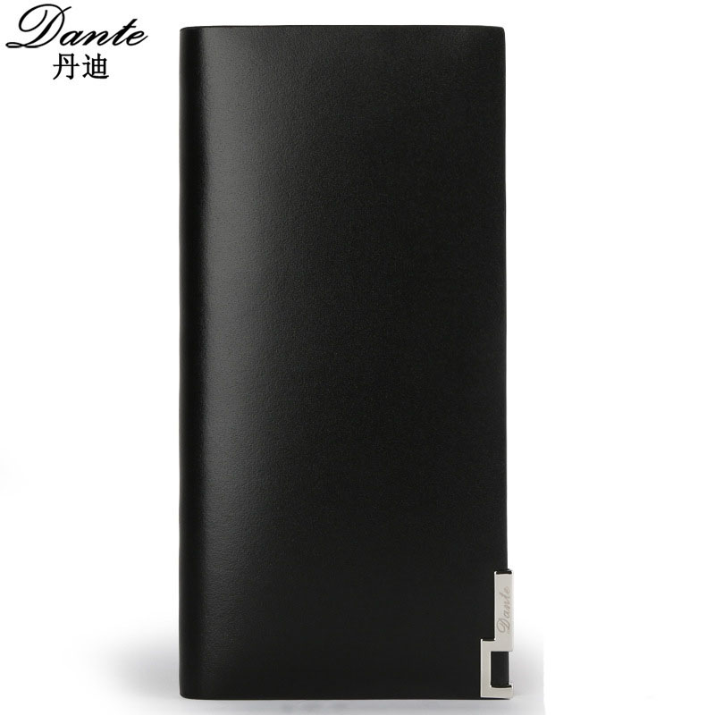 DANTE Men Wallets 2017 New Design Men Purse Casual Wallet Clutch Bag Brand Leather Long Wallet Brand Hand Bags For Men Purse <br>