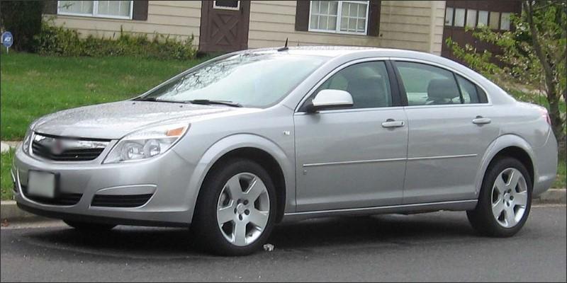 Saturn Aura 2006~2009 car