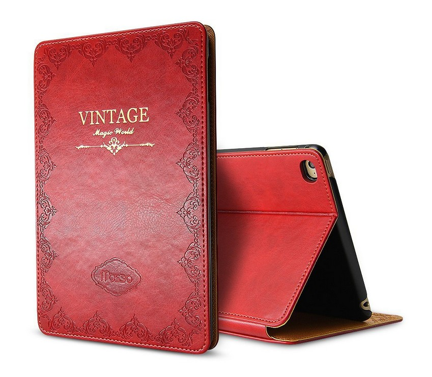 red mosiso ipad pro 9.7 cases