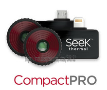 Seek Thermal Compact PRO/ Compact /Compact XR Imaging Camera infrared imager Night vision Android and IOS Version(China)