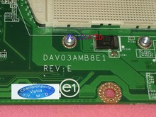 HOT IN RUSSIA FRANCE  01TN63 DAV03AMB8E1 REV : E FREE SHIPPING  LAPTOP MOTHERBOARD SUITABLE  FOR DELL VOSTRO 3750  NOTEBOOK PC