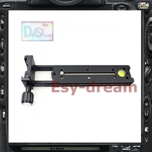 Multi-Purpose Vertical Nodal Slide Clamp Rail for Panorama Macro Arca RRS SUNWAYFOTO PT130