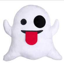 New Styles Soft Emoji Smile Emoticon White Cushion Stuffed gifts For girls WhatsApp Emoji pillows Christmas decorations(China)