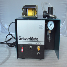 grs Graver Mate Machine, Single Ended Engraving Machine,jewelry engraving marking carving machine,graver max helper for jewelry