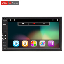 "Junsun 2 Din Android 6.0 Car DVD Radio Player 7""1024*600 Universal For Nissan vw GPS Navigation BT autoradio Stereo Audio Player"