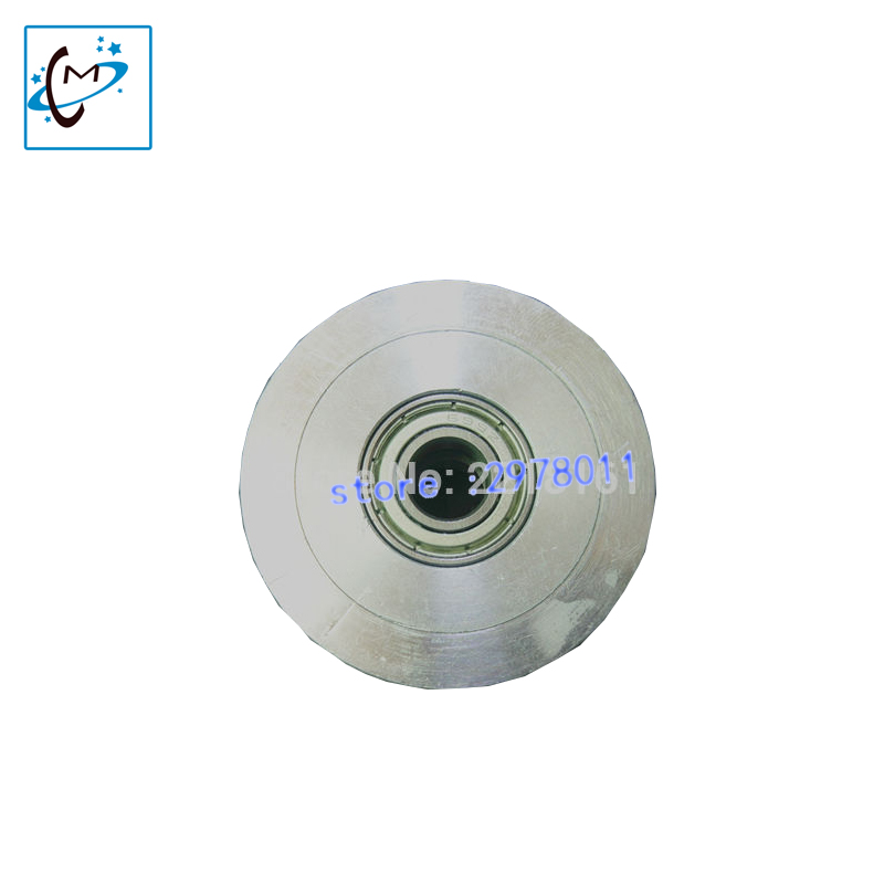 Eco solvent printer Allwin C8 K8 driven pulley for Konica 512 / 1024 print head motor gear pulley  1pcs <br>
