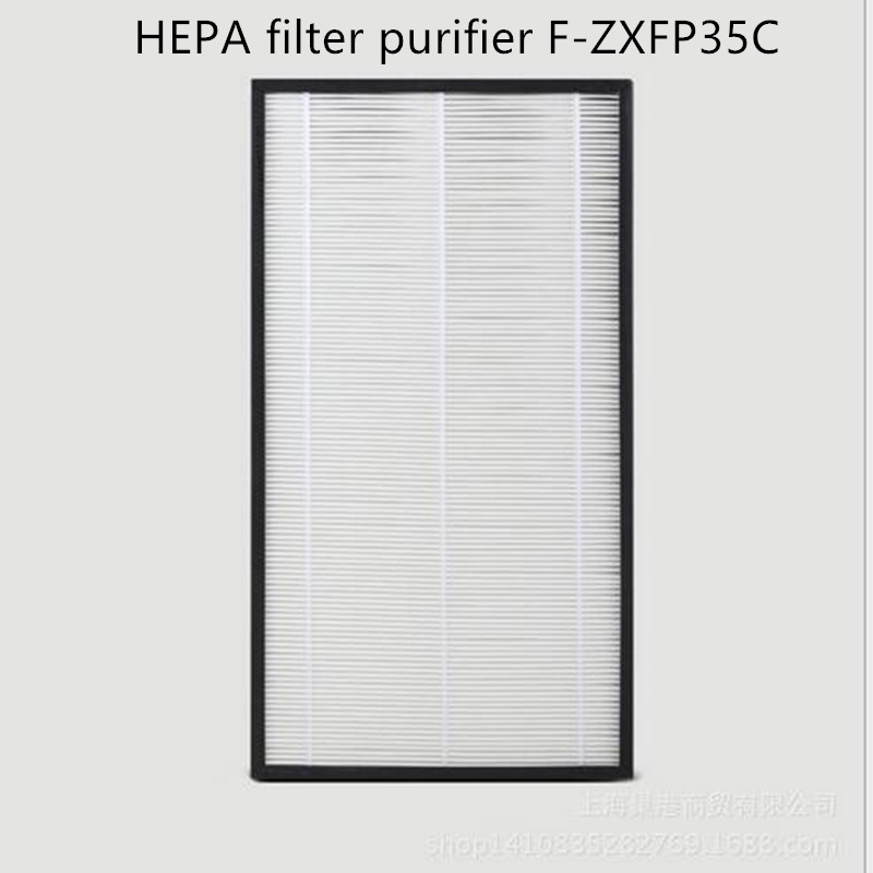 Air Purifier Parts HEPA Purifier Filter F-ZXFP35C for Panasonic Air Purifier F-JXH35C F-JDH35C F-PXF35C-(S/W) ect<br>