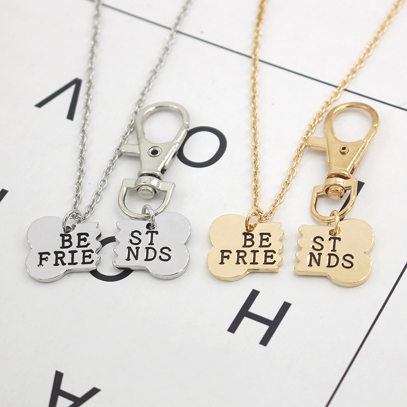 BFF Necklaces (several styles) dog friends