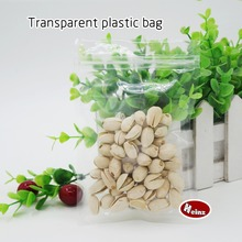 9*13cm  Transparent plastic bag/ Waterproof and dust proof, Mobile phone shell packaging, Food bags. Spot 100/ package