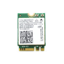 Wireless Adapter Card for Intel 7265NGW AN Dual Band 802.11AN 300m 2x2 Wifi+BT4.0 NGFF/M.2 for Dell, Toshiba sony(China)