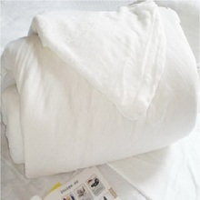 J&E 3500g mulberry silk quilt core comforter filling without quilt cover 100% real mulberry silk