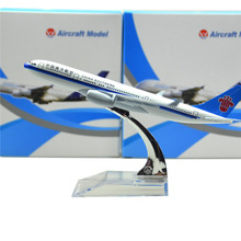 China Southern Airlines Airbus 330  16cm model airplane kits child Birthday gift plane models toys  Christmas gift