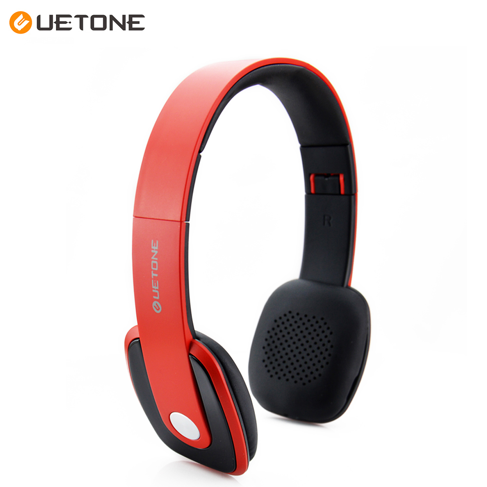 UETONE UT-H02 Wireless Sports Bluetooth Headphone Stereo Light Headset Portable Music Headphones with Mic For Mobile Phone<br>