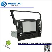 Car Android Navigation System For Volkswagen VW Golf MK7 / Golf Wagon - Radio Stereo CD DVD Player GPS Navi HD Screen Multimedia