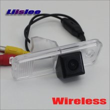 Liislee Wireless Car Rear View Camera For Hyundai Azera HG 2011~2015 / HD Back Up Reverse Camera / Night Vision / Plug & Play(China)
