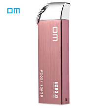 DM PD021 USB Pen Drive 128GB 64GB 32GB 16GB USB 3.0 Flash Drive High Speed Storage Memory Stick Rose Gold for Computer PC Tablet