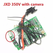 Free shipping JXD 350V Receiver JXD350V RC Helicopter Spare parts PCB Board Controller Equipment Receiving board