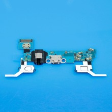 JingChengDa For Samsung Galaxy A7 A700F USB Charger Charging Port Dock Connector +Microphone Flex Cable Parts In Mobile Phone(China)