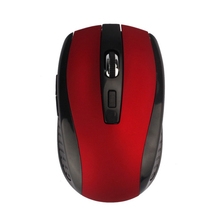1600DPI 2.4GHz 4 Colors 5 Buttons Adjustable sem fio Wireless Optical mause Mice Mouse + USB Receiver for Laptop Macbook Mac PC