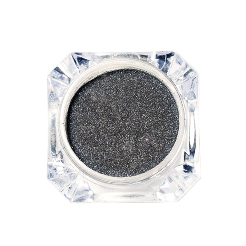 nail mirror dust
