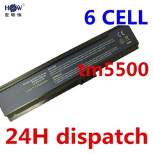 Laptop Battery 3UR18650F-3-QC262 SQU-525 CGR-B/6H5 LC.BTP00.001 For Acer Aspire 3030 360X 3610 361X 303X 3200 32XX 3600 3680