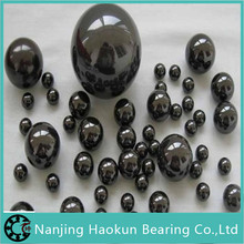 "3.969mm 5/32"" 3.969 mm SI3N4 ceramic balls Silicon Nitride balls used in bearing/pump/linear slider/valvs balls G5"