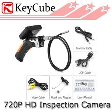 720P HD Wireless Inspection Camera DVR tool 3.5 Inch Detachable Monitor Free Express Shipping(China)
