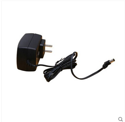 (For Cleanmate QQ6) Power Adapter for Robot Vacuum Cleaner, European Type,Two Pin,Round Shape,Vacuuming Tool Replacement Parts<br>