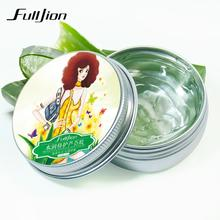 Fulljion Natural Concentrated aloe vera gel Cream perfect remove acne Whitening Oil Control moisturizing face skin care Cream(China)