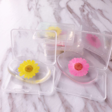 LEARNEVER 1pcs Silicone Puff Flower Foundation Concealer Cream Puff Beauty Makeup Red Yellow Purple Silicone Silicone Sponge