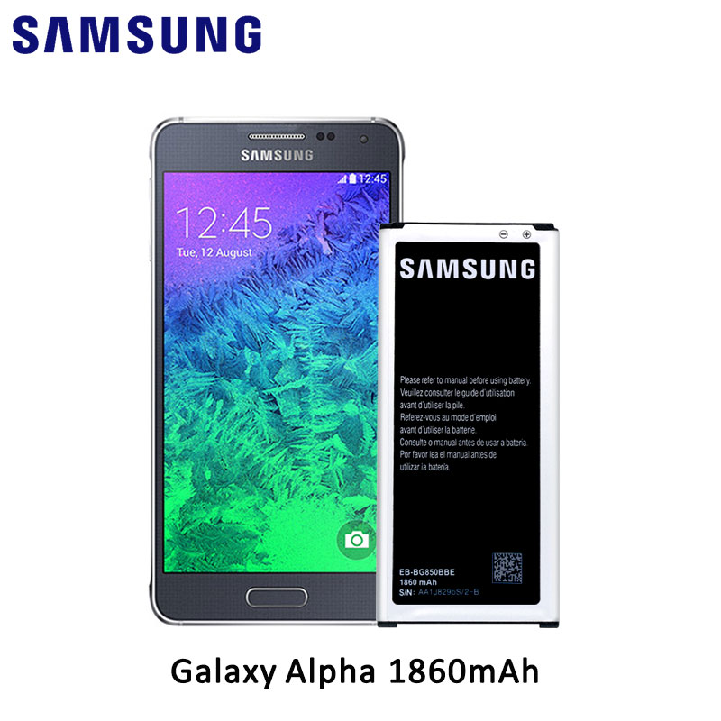 f709a3d45c8 Buy battery for samsung galaxy alpha and get free shipping on AliExpress.com