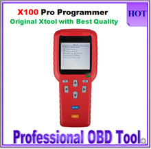 2017 Newly X100 PRO Programmer X100+ key Programmer Updated Version supports (Asia,Europe,America) cars x100 pro update online