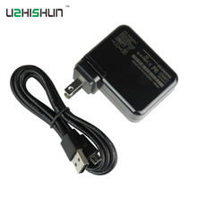 Universal For Microsoft Surface 3 Tablet PC Power Supply Units Laptop Charger cabo p2 and notebook mini usb b connector(China)