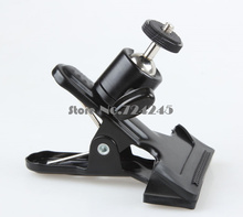 Professional Tripod Camera Clip Clamp Flash Reflector Holder Mount For Photo Studio Accessories Backdrop(China)