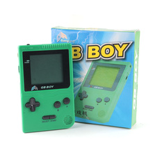 "GB Boy Pocket Handheld Game Console Game Player Portable Video Game Console with 2.45"" Black and White display screen"