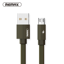 Buy REMAX Kerolla USB Micro USB data cable fast charging Braided charger tranfer cable Xiaomi/Samsung S7 S6 Android phone 1M/2M for $2.97 in AliExpress store