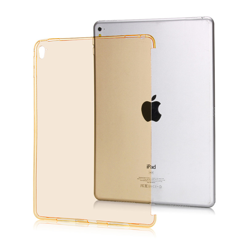 Ultra Slim Transparent Soft TPU Silicone Case Cover For iPad Mini 4 <br><br>Aliexpress