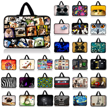 Newest Soft Laptop Sleeve Bag Protective Zipper Notebook Case Computer Cover for 10.1 11.6 13 14 15.4 15.6 17.3 inch For Asus HP