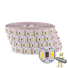 BEILAI SMD 3014 LED Strip Waterproof 5M 1020LED DC 12V LED Light Strips Flexible Neon Tape Super Bright For Home Lighting(China)