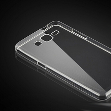 New 0.3mm Transparent Clear Ultra Thin Soft TPU Silicone Cell Phone Back Cover Skin Case For Samsung galaxy J3 case J3000