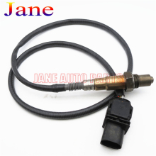 5 Wire Oxygen Sensor Lambda Air Fuel Ratio Sensor for 17025 LSU 4.9 Wide Band O2 Sensor 0 258 017 025 0258017025