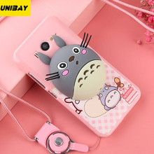 4.3 inch Unibay Soft Case Cover Xiaomi Mi2 TPU Silicon Case For Xiaomi Mi2 Mi2S Cute Silicon case cover Shock-Proof(China)
