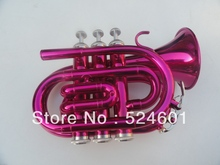 wholesale The inventory pocket trumpet major surface downward Bb pink Angle(China)