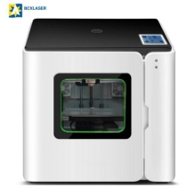 Factory Direct Marketing Desktop Digital FDM 3D Printer for sale(China)
