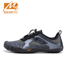 MERRTO Brand 2017 men's comfortable sports running shoes breathable and light soft outdoor sports shoes For Men#MT18680(China)