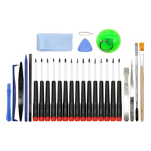 28pcs Complete Professional Precision Disassembly Maintenance Phone Repair Tool Set for Repairing Computer,Notebook,Electronics(China)