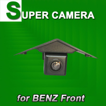 For Sony CCD Mercedes Benz A B C E G ML S classe front logo car camera front view camera
