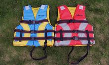 Professional adult  Swim Kayak Lifesaving Vest Buoyancy Aid Sailing Kayak Life Jacket Drifting