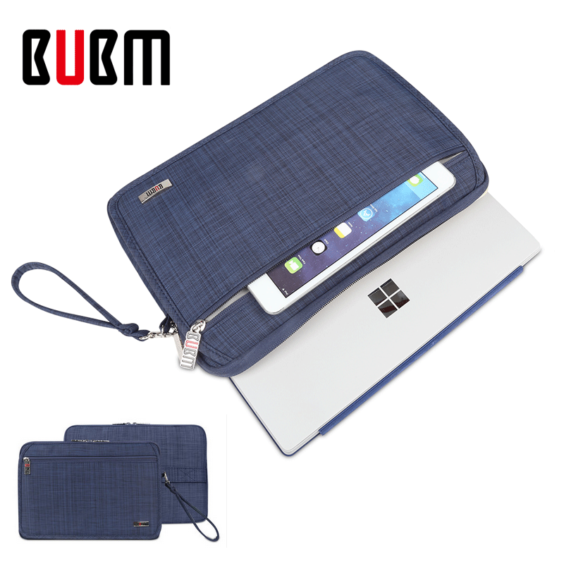 2017 Newest Brand BUBM Sleeve Case Bag For Macbook new 12 inch,For Air 11.6 inch, Bag With Handle, Wholesale,Free Drop Ship DS08<br><br>Aliexpress